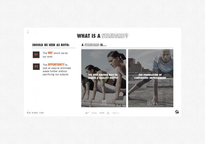 nike presentation template + graphics – rachel tate-wong, Presentation templates